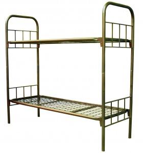 Кровать «Армейская» двухъярусная