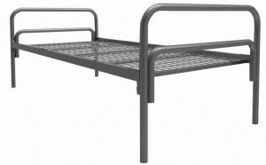 Кровать односпальная с усилением