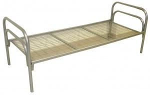 Кровать с П–образными спинками
